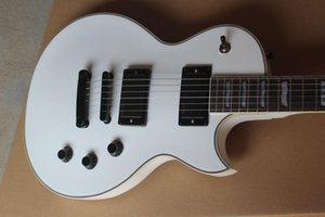 shipping EMG pick-up Active Pickup 9V Battery for Custom shop Eclipse white Electric Guitar in stock
