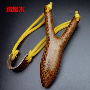 Natural rosewood solid wood pattern Nunchakus Stainless Steel Stick Self Defense Non Slip Actual Combat Silvery Martial Art Supplies