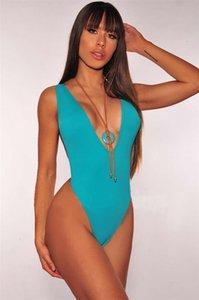 SwimsuitgirlN330 new women's Bikini Swimsuit one piece