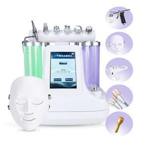متعددة الوظائف 11 in1 فقاعة صغيرة آلة صغيرة آلة رفع الجلد Rejuvenatio تبييض الأكسجين معدات الوجه لسبا