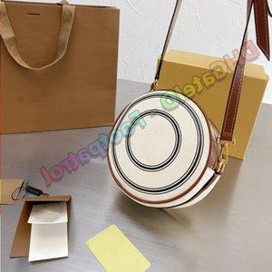 Paralar vücut tasarımcıları cüzdan çanta moda mini dairesel tuval çanta lüks çanta daire cep bayanlar debriyaj çapraz tote kadınlar hhvx gerekir