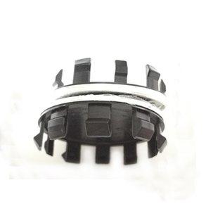Car accessories 4Ppcs 56mm 57mm blue black white Wheel Center Covers Hub Caps Emblem Badges Replacment for G30 G31 G38 G11 G12 F48 F49