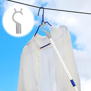 Shower Curtains 4pcs Clothes Fork Head Hanging Accessories Rod Replacement