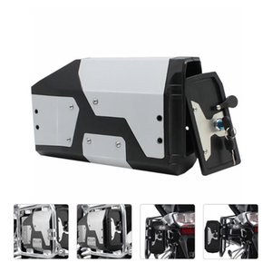 Motorcycle Side Tool Case Useful Motorbike Storage Practical Accessory Car Organizer
