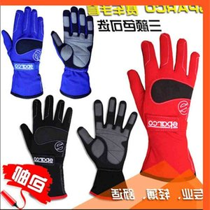 Sparco go kart off road vehicle motorcycle Racing Gloves flame retardant