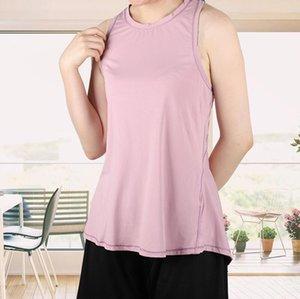 Moda Mulheres Designer Camis Verão Sem Mangas Tops Casual Color Sólido Tanques Senhora Respirável Camisetas Tees Alta Qualidade