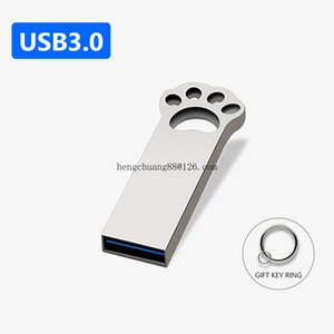 Freeship Multi-function USB3.0 Metal USB Flash Drive 128GB 1 2 4 8 16 32 64 GB Disk Flash Memory Stick Pen Drive LOGO128 256 512MB 2.0