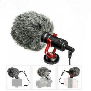 BY-MM1 بندقية فيديو ميكروفون فيديو تسجيل ميكروفون ل DSLR