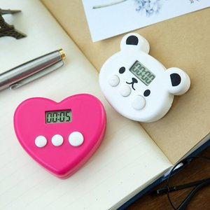Timers Cute Countdown Creative Timer For Homework Exercise Gym Workout Cooking Help Students Focus On Study Simple Operation
