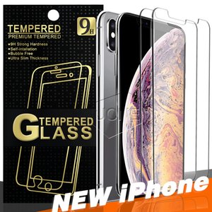 Tempered Glass For iphone 12 Pro max 11 xr xs screen protector Huawei LG Stylo 7 K22 Moto Power 2021 G PLAY SAM S21 S20 A02S A52 A72 A12
