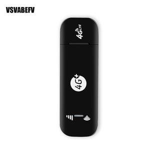 4G Wifi Router Unlimited USB Modem Sim WIFI Dongle Wireless Car Mobile Mini spot Dongle P Wi Fi FDD 210918