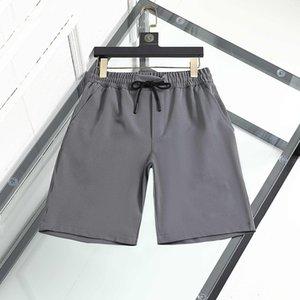 Mens Shorts luxury designer sport summer short fashion brand trend pure cotton breathable short-clothing lapel NO01