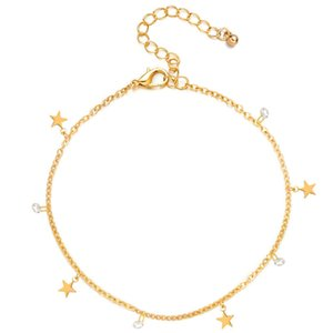 Gifts for Women Indian Fashion Jewelry Elegant Women Beach Anklet Party Luxury Jewelry Dubai Bridal Accessories