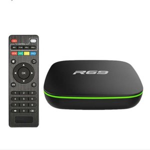 R69 Smart Android 7.1 Tv Box 2.4G Wifi Allwinner H3 Quad-Core Set Top Box 1080P 3D Movie Media Player 1Gb 8Gb