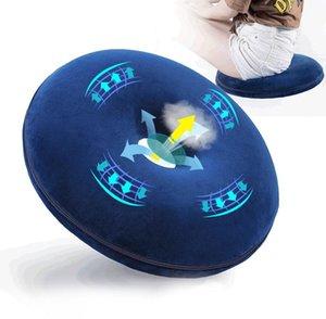 Seat hips pelvic posture butt-shaping seat double cushion lift up seat magic hip push up cushion