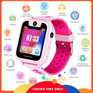 FREE Light child smart boys baby lbs position tracker phone answer children watch support for android phones + Box