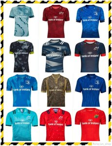 Leinster Rugby Jersey 20 21 Munster Jerseys 2021 Home Away Men Rugby-Trikots Tamanho S-5XL