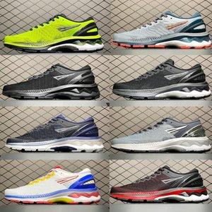 GEL KAYANO 27 US 6-12 GUNDAM ATMOS X Sean Wotherspoon Asicy Designer Sneakers Scarpe da uomo Scarpe da uomo Chaussures Sport Mocassini in esecuzione Piattaforma Martin