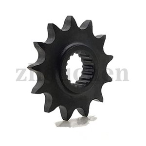 Motorcycle Small Sprocket High Hardness Good Wear Resistance13T 14T 15T For Benelli TNT150 BJ150-29B Engine Assembly