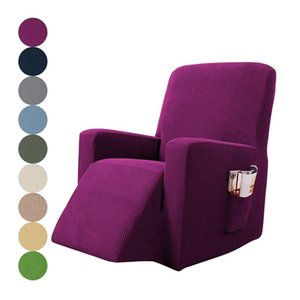 All-inclusive Recliner Chair Cover Waterproof Massage Sofa Jacquard Elastic Armchair Slipcover For Living Room Covers