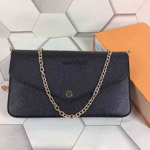 Leather clutch for women Evening Bags fashion lady shoulder handbag presbyopic mini package messenger bag card holder purse