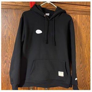 Mens Mode Hoodie Männer Frauen Sport Brief Print Sweatshirt Asiatische Größe S-XXL 9 Farben Dicke Hoodies Pullover Langarm Streetwear 2021