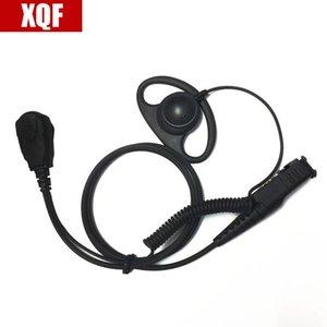 D Earhook Headset For Motorola Xir P6600 P6608 P6628 E8600 Xpr3300 Xpr3500 Dep550 Dep570 Dp2000 Dp2400 Walkie Talkie
