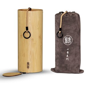 Bamboo Wind Chimes Chord G-B-D-C for Outdoor Garden Patio Home Decoration