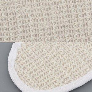 Cepillo de baño natural Cojín de algodón Ropa de algodón Bañados desechables Los pinceles Eliminar Skins Inn Inn Home Bathing Tool Tool Towel Massage DWB5991