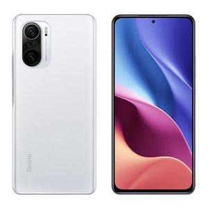 Original Xiaomi Redmi K40 5G Mobile Phone 8GB RAM 128GB 256GB ROM Snapdragon 870 Android 6.67 inch AMOLED Full Screen 48MP 4520mAh Face ID Fingerprint Smart Cellphone