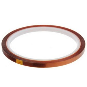 2021 new 5 10 20 30 50mm High Temperature Heat BGA Tape Thermal Insulation Tape Polyimide Adhesive Insulating adhesive Tape