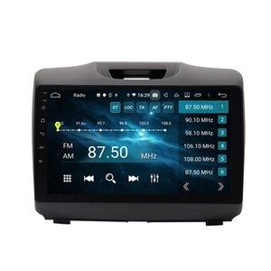 "Carplay Android Auto DSP 9 ""PX6 Android 10 Coche Reproductor de DVD STEREO Radio Unidad Player GPS Navegación Bluetooth 5.0 WiFi para Chevrolet S10 Isuzu D-MAX 2013-2018"