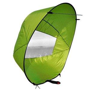 Rafts / Şişme Botlar Inç Katlanabilir Kayık Downwind Paddle Rüzgar Yelken Kiti G Kanat için G G G