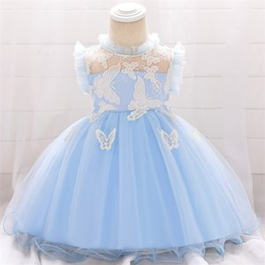 Baby Princess Dress For Baby Christening 1st Year Birthday Dress Newborn Baby Girls Party and Wedding Dress Infant Clothes Q1223 169 Z2