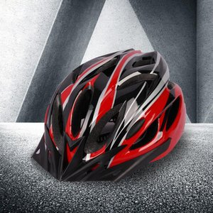 2021 Cycling Riding Unisex One-piece Mountain Road Bike Helmet Breathable