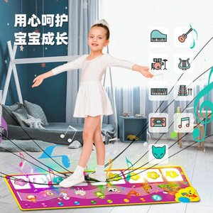 Baby Rugs & Playmats Children's Piano Interactive Game Animal Cry Early Education Music Blanket