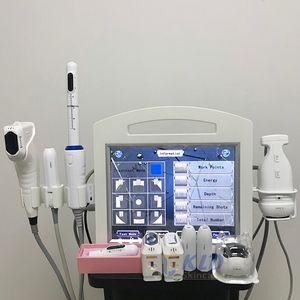 Professional Hifu 4D liposonixed Machine for Face Lifting body SMAS Skin Rejuvenation vaginal tightening use by Beauty regimen