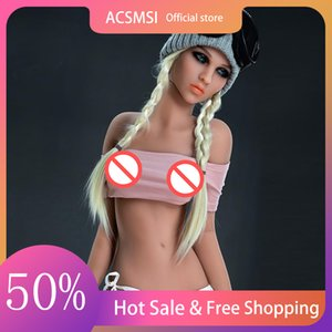 ACSMSI Sex Doll with Metal Skeleton Adult Oral Love Vagina Real Full Body Pussy Big Ass Toys Men
