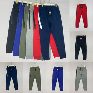 Технические флисовые мужские дизайнеры спортивные брюки толстовки куртки космические хлопчатобумажные брюки женские трексуиты днища мужчина бегура бегущие трусики высокого качества
