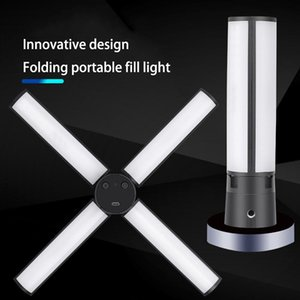 Flashes Fill Light Folding Wireless 12-inch Portable Foldable For Tiktok Youtube Pography Video