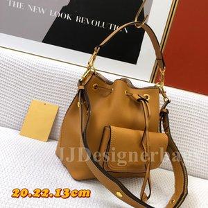 luxurys designers Bucket Handbags Bags Women Tote Brand Letter Genuine Leather Cowhide Shoulder Womens femal Ladies crossbody bag
