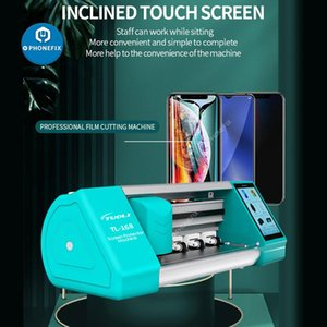 Power Tool Sets TL-168 TPU Film Cutting Machine Cell Phone Screen Protector HD Flexible Anti-Glare Anti-Blue Light Hydrogel Cutter