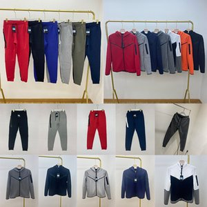 TECH FLECE MENS спортивные брюки толстовки куртки космические хлопковые брюки женские трексуиты днище мужские бегуны бегущие трусики высокого качества