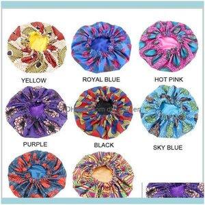 Beanie Skull Hats Hats, Scarves & Gloves Fashion Aessoriesextra Large Size African Pattern Print Women Satin Lined Headwrap Bonnets Night Sl