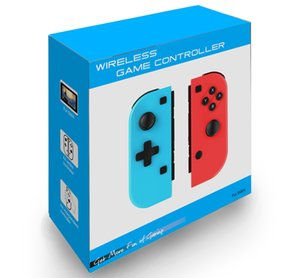 Wireless Bluetooth Pro Gamepad Controller Joystick For Switch Handle Joy-Con left and Right free DHL ship 2021