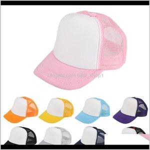 Kids Cap Adult Mesh Blank Trucker Hats Summer Hip Hop Hat Children Baseball Caps Baby Fashion Sunhats Visor Ldh186 Frtuq 854Yk