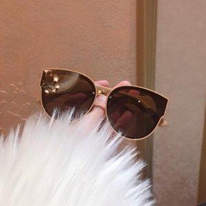 Unisex Fashion Polarized Sunglasses Summer Style Big Frame Square Glasses Classic Designer Letter Eyeglasses High Quality Sunglasse
