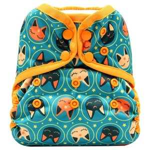 Asenapy One Size Diaper Cover Cloth Diapers Breathable PUL Baby Nappy S M L Adjustable Fit 8-35 Pounds Babies 945 Y2