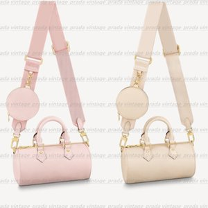High quality Genuine leather Luxurys Designer tote Shoulder bag duffle Nylon woemns men famous Handbags Lady wallet Fashion Crossbody Clutch bags Hobo Purses