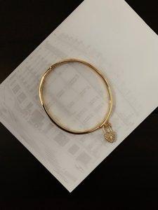 디자이너 편지 쥬얼리 여성 다이아몬드 팔찌는 파티 웨딩 애호가를위한 우표가 있습니다. 선물 패션 약혼 럭셔리 상자 032224